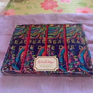 Lilly Pulitzer Cloth Cocktail Napkins